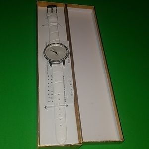 New in box Manhattan by Croton ladies watch